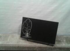 Надгробный-плит-мотив-береза-40x25x3см