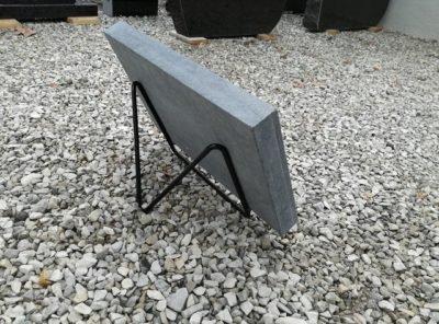 Hauaplaat-must-40x25x4cm