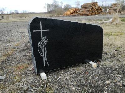 Памятник-J003-57x37x10см