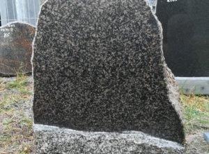 Hauakivi – põllu 35x48x37cm