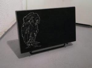 Hauaplaat-kask must-40x25x3cm