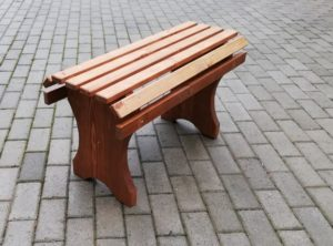 Kalmistupink-pruun-85x35x47cm
