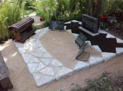 Известняк надгробный материал