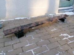 Аврора гранит 12×2,5см надгробный материал
