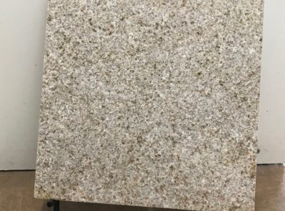 Плита обожженная гранитная-песочный цвет-30x30x2см