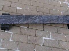 Визаг Синий гранит 12×2,5см надгробный материал